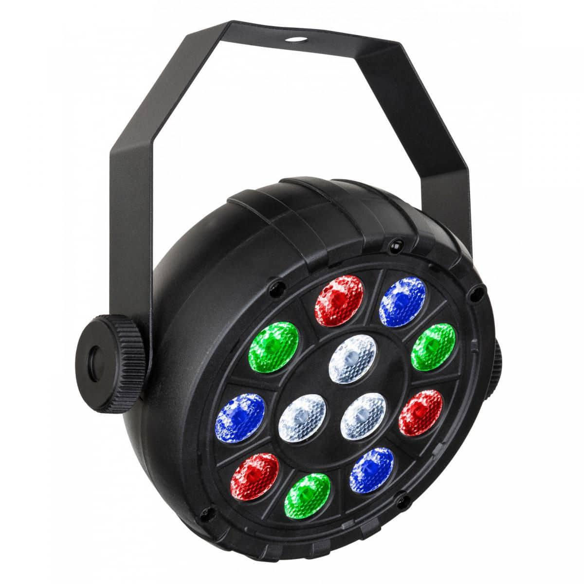 Lichteffekte - JB Systems USB PAR 12x1W RGBW - Onlineshop Musikhaus Kirstein