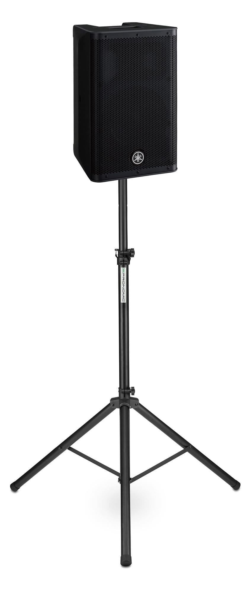 Paboxen - Yamaha DXR8mkII Aktivbox Set inkl. Stativ - Onlineshop Musikhaus Kirstein