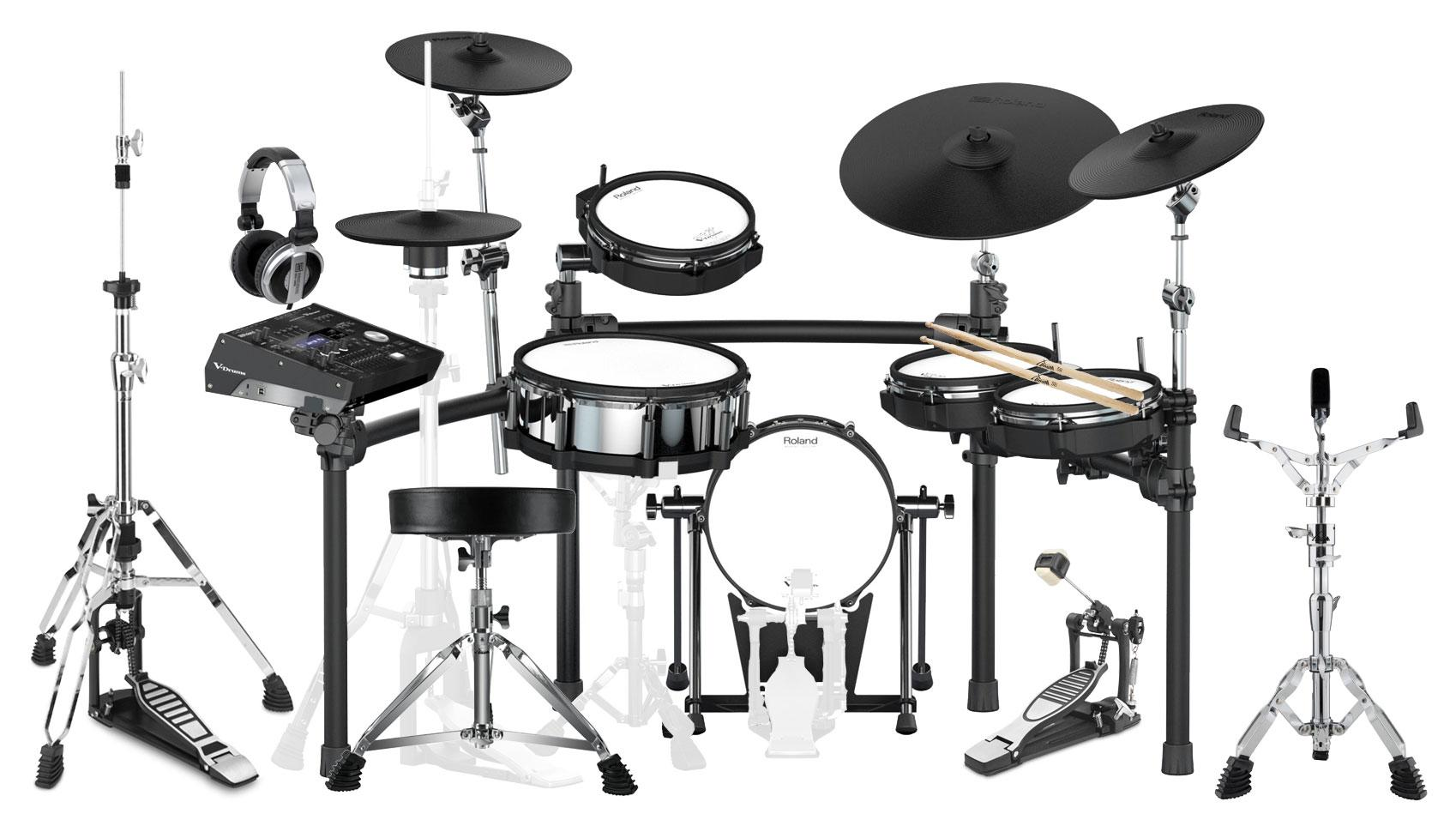 Roland TD 50K Drum Kit SET