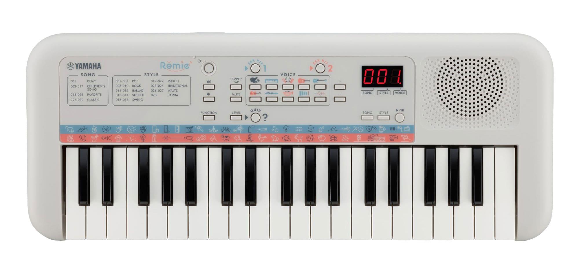 Homekeyboards - Yamaha Remie PSS E30 Keyboard - Onlineshop Musikhaus Kirstein