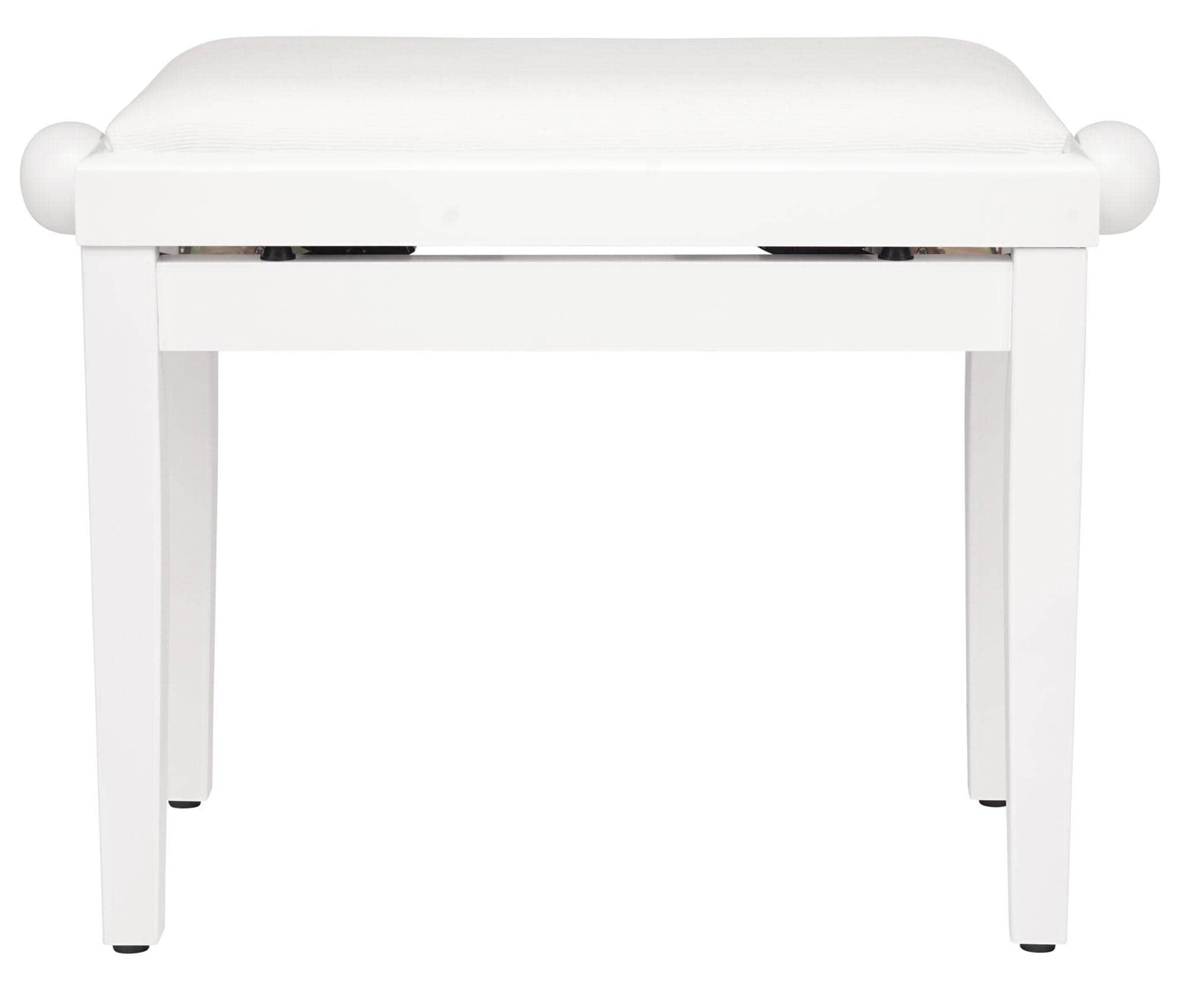 Steinmayer Piano Bench Mat White