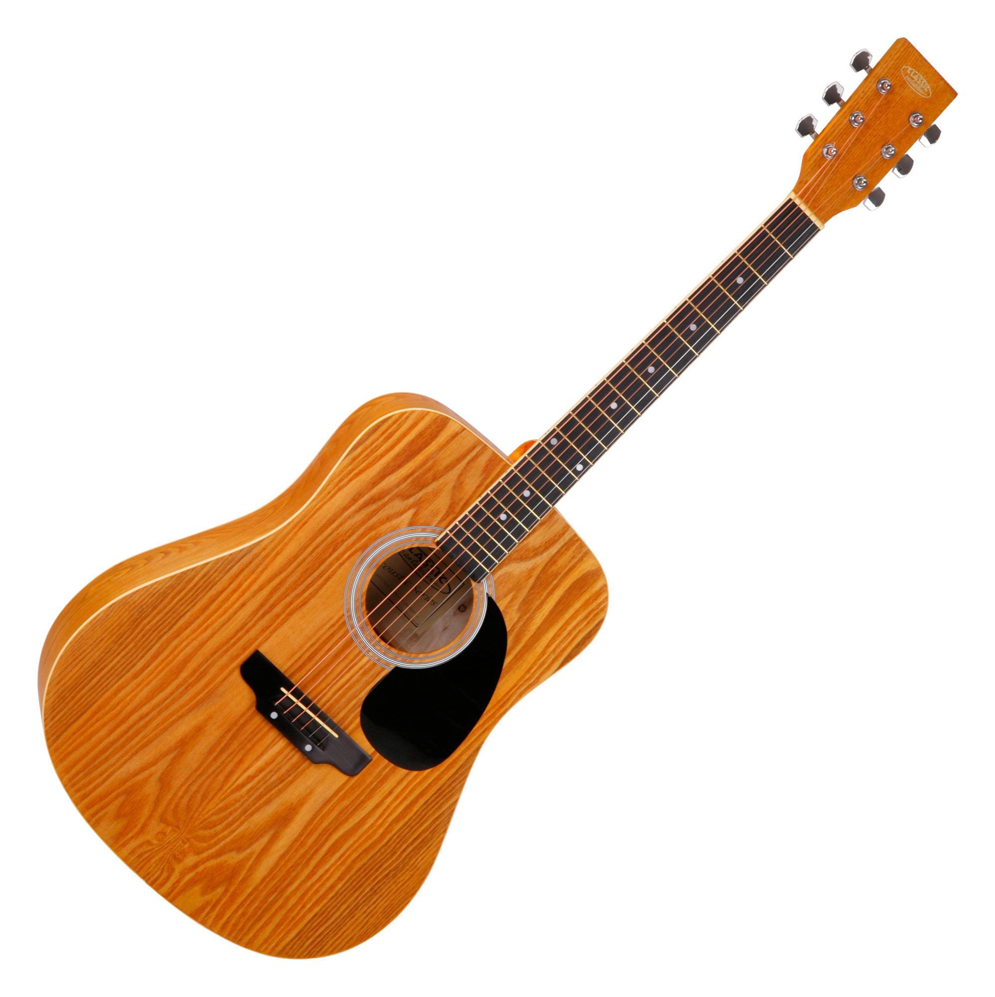 Classic Cantabile WS-1 western guitar sunburst SET