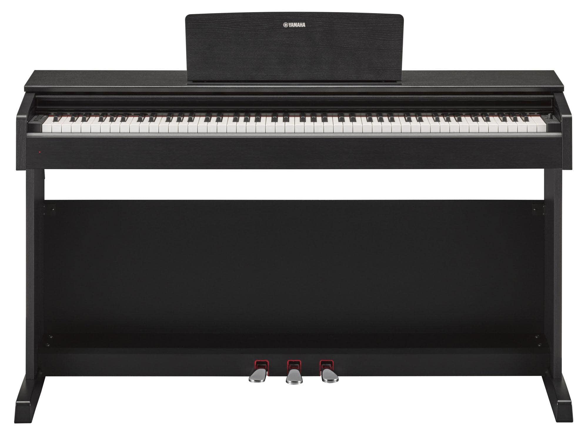 yamaha ydp 143 b arius e piano schwarz matt. Black Bedroom Furniture Sets. Home Design Ideas
