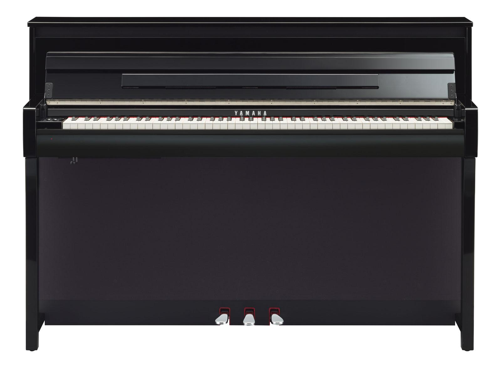 yamaha clp 685 pe digitalpiano schwarz hochglanz. Black Bedroom Furniture Sets. Home Design Ideas