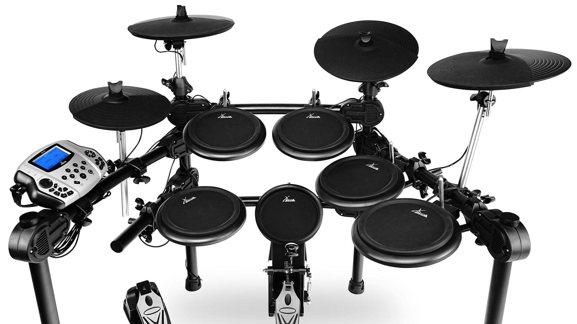 Xdrum Dd 520 Plus Electronic Drum Kit
