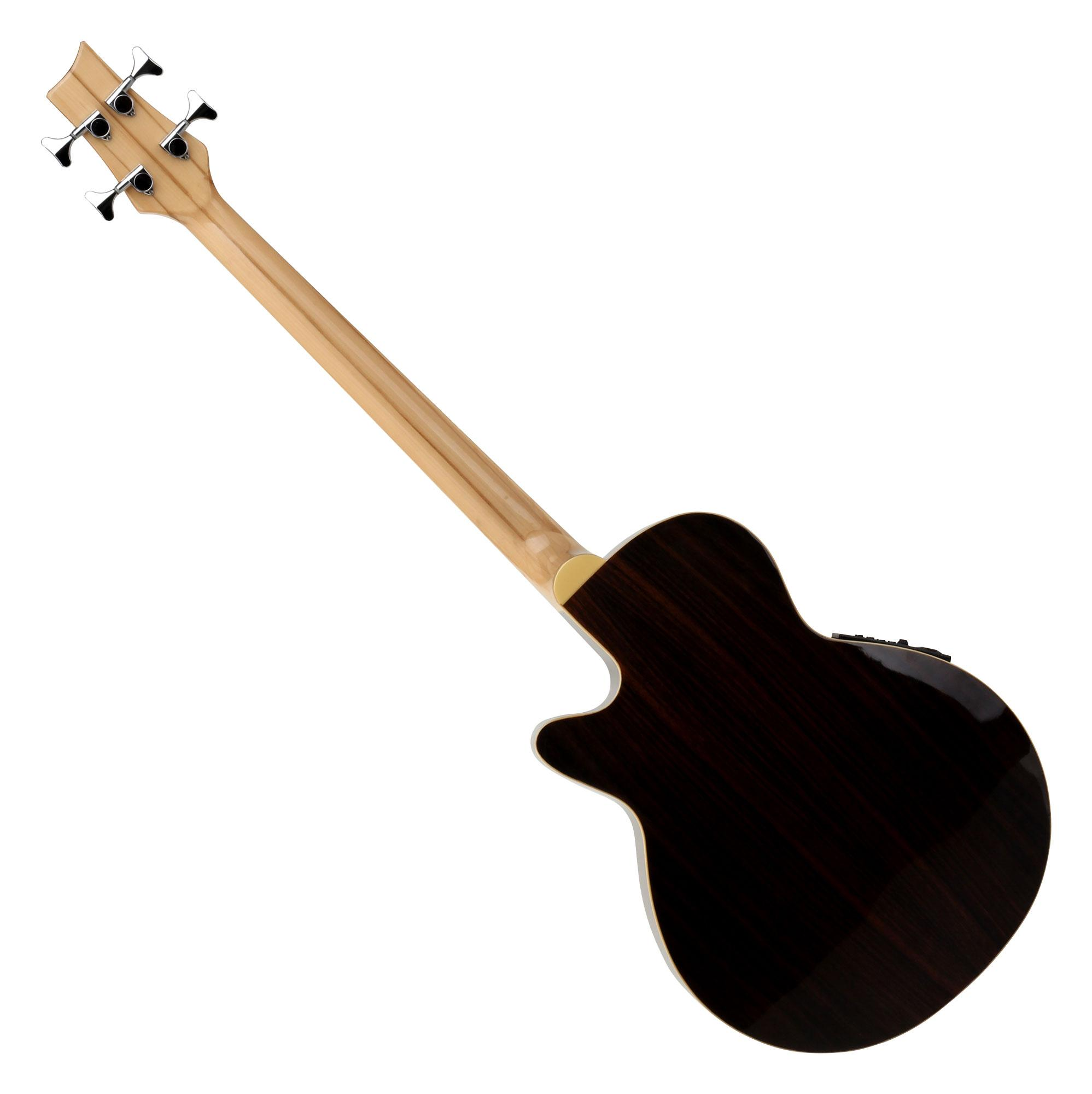 classic cantabile ab 40 acoustic bass natural bass guitar with pickup pickup 3 band. Black Bedroom Furniture Sets. Home Design Ideas