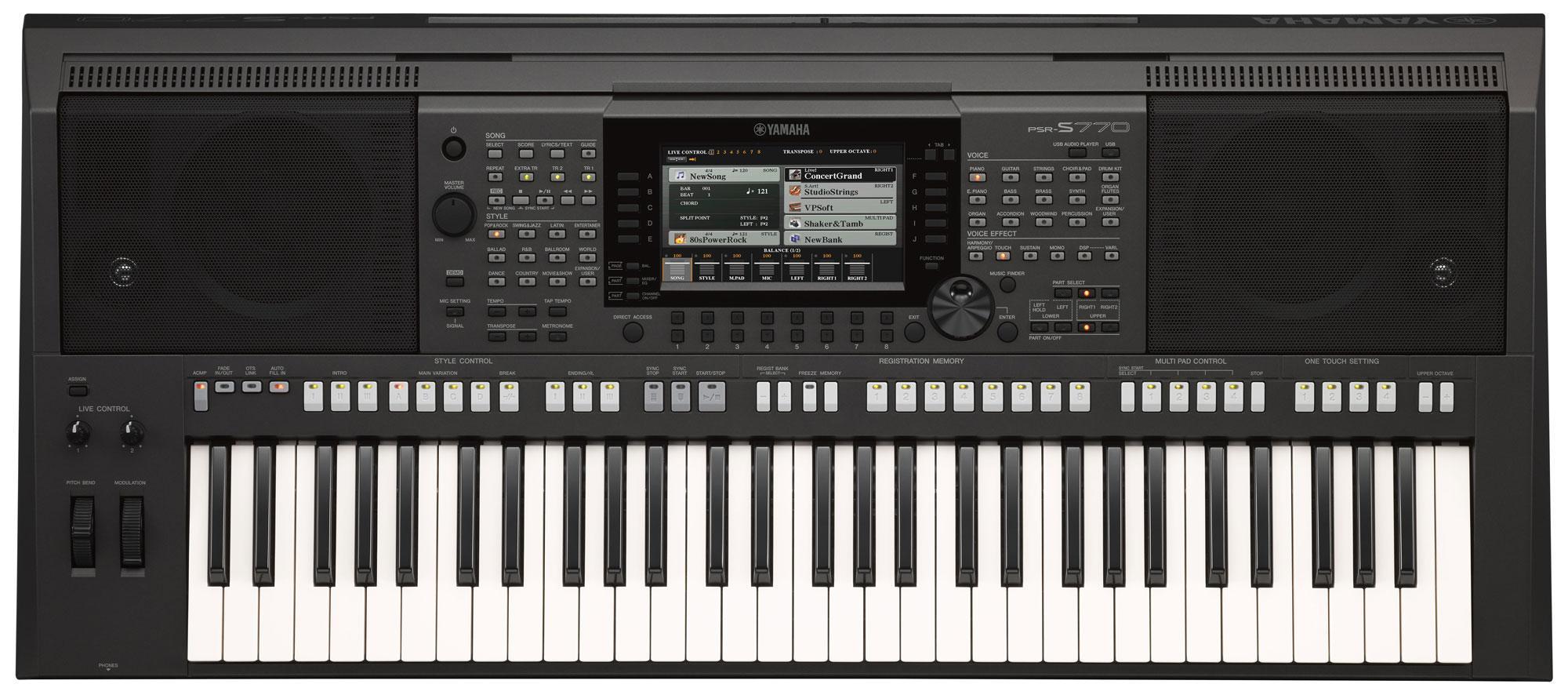 Yamaha Synthesizer Service Center