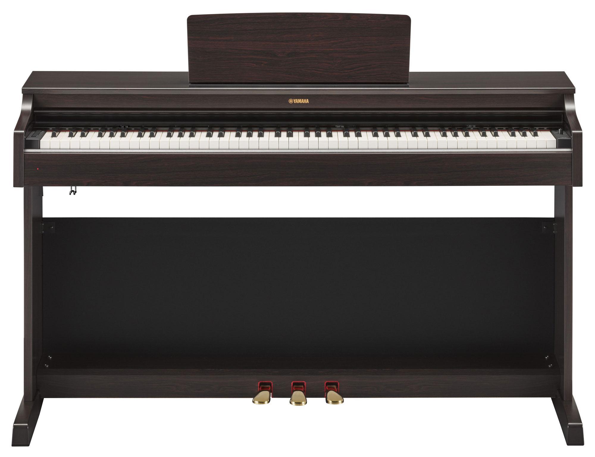 yamaha ydp 163 r arius e piano rosenholz. Black Bedroom Furniture Sets. Home Design Ideas