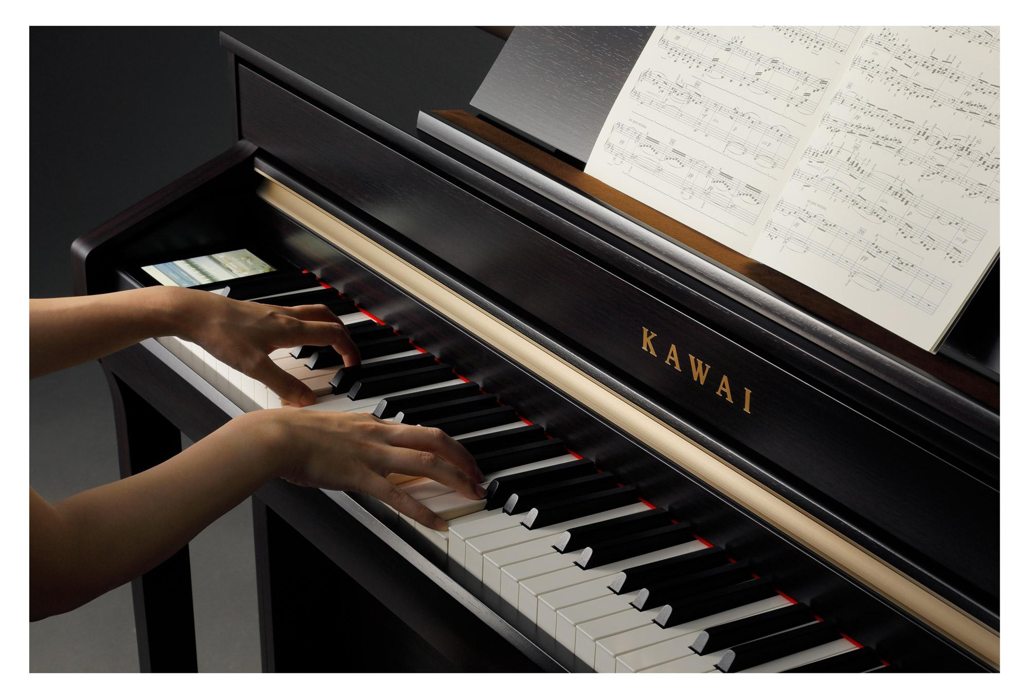 Kawai Ca 98 W Digital Piano Wei 223