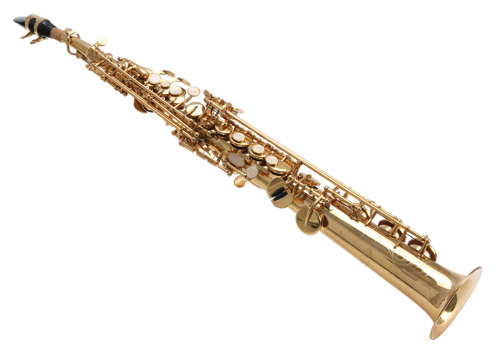 Classic cantabile winds ss 450 soprano saxophone for Classic house track with saxophone