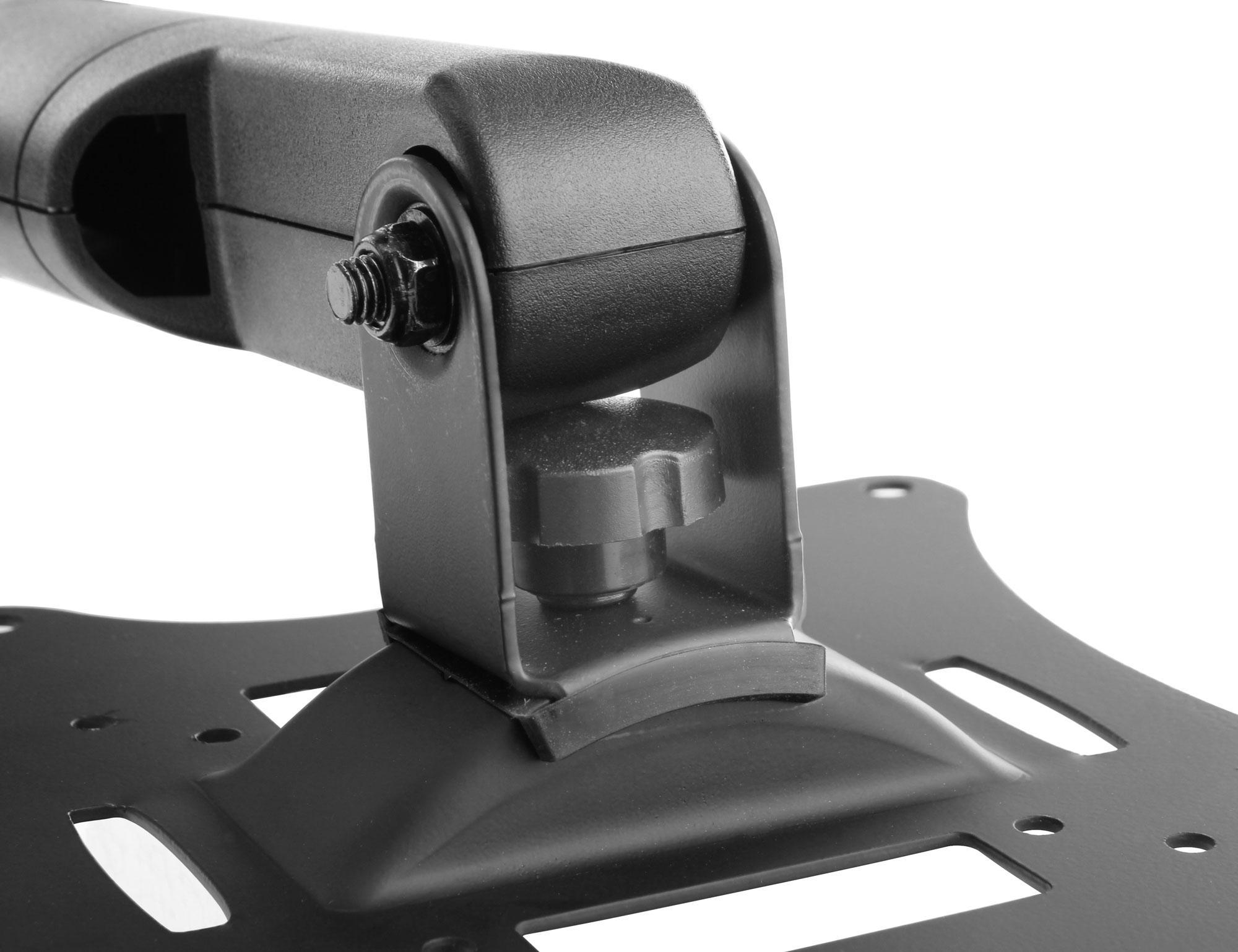 pronomic fpwm 502a schwenkarm wandhalterung f r lcd tv ger te inkl montagematerial. Black Bedroom Furniture Sets. Home Design Ideas