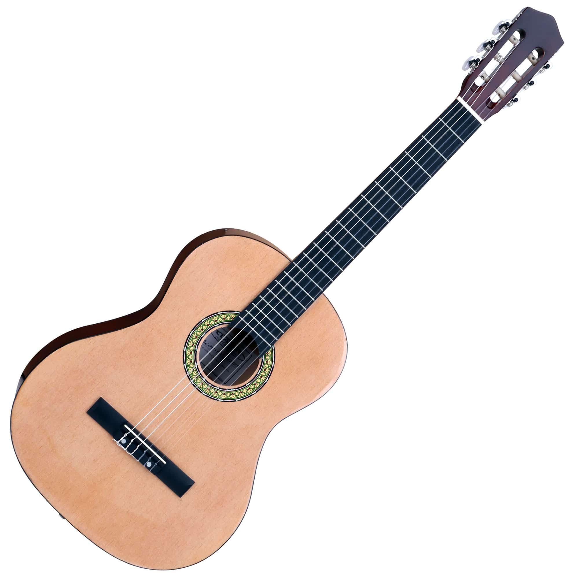 konzert gitarre akustik gitarre klassik gitarre gigbag tasche noten dvd cd set ebay. Black Bedroom Furniture Sets. Home Design Ideas