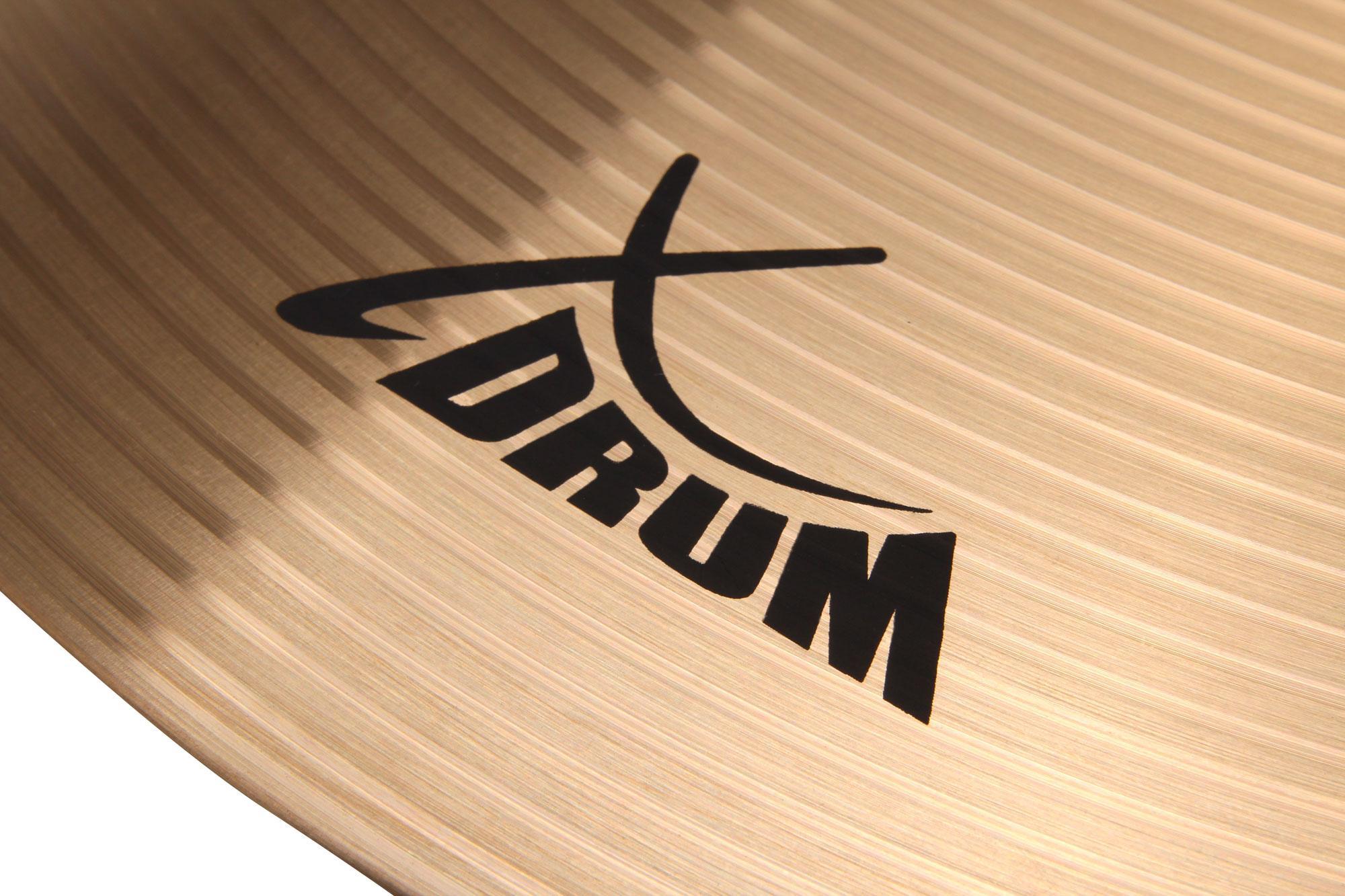 xdrum eco cymbal 10 splash. Black Bedroom Furniture Sets. Home Design Ideas