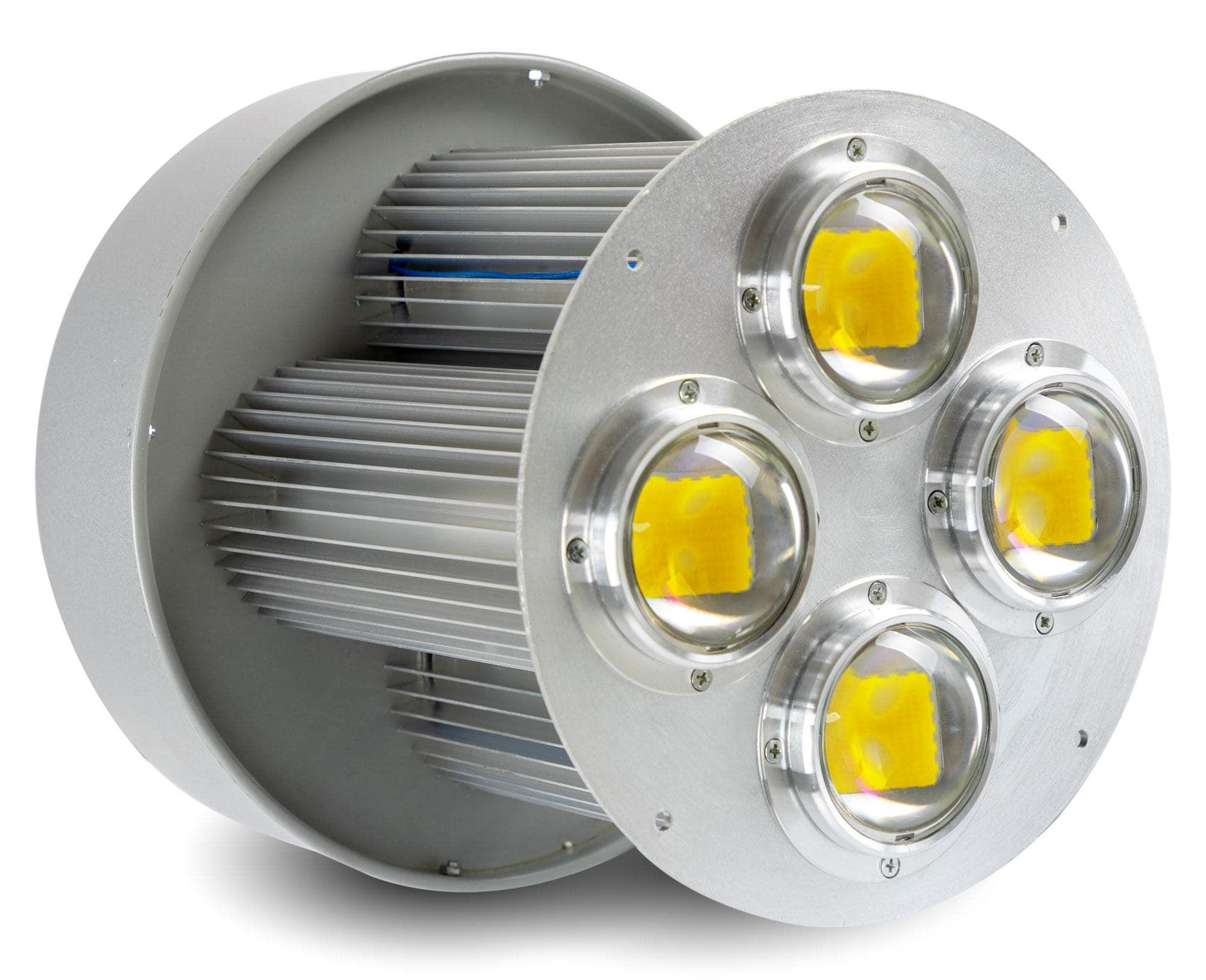 High Bay Lampen : Led high bay hallenstrahler cob highbay industrie lampe decken