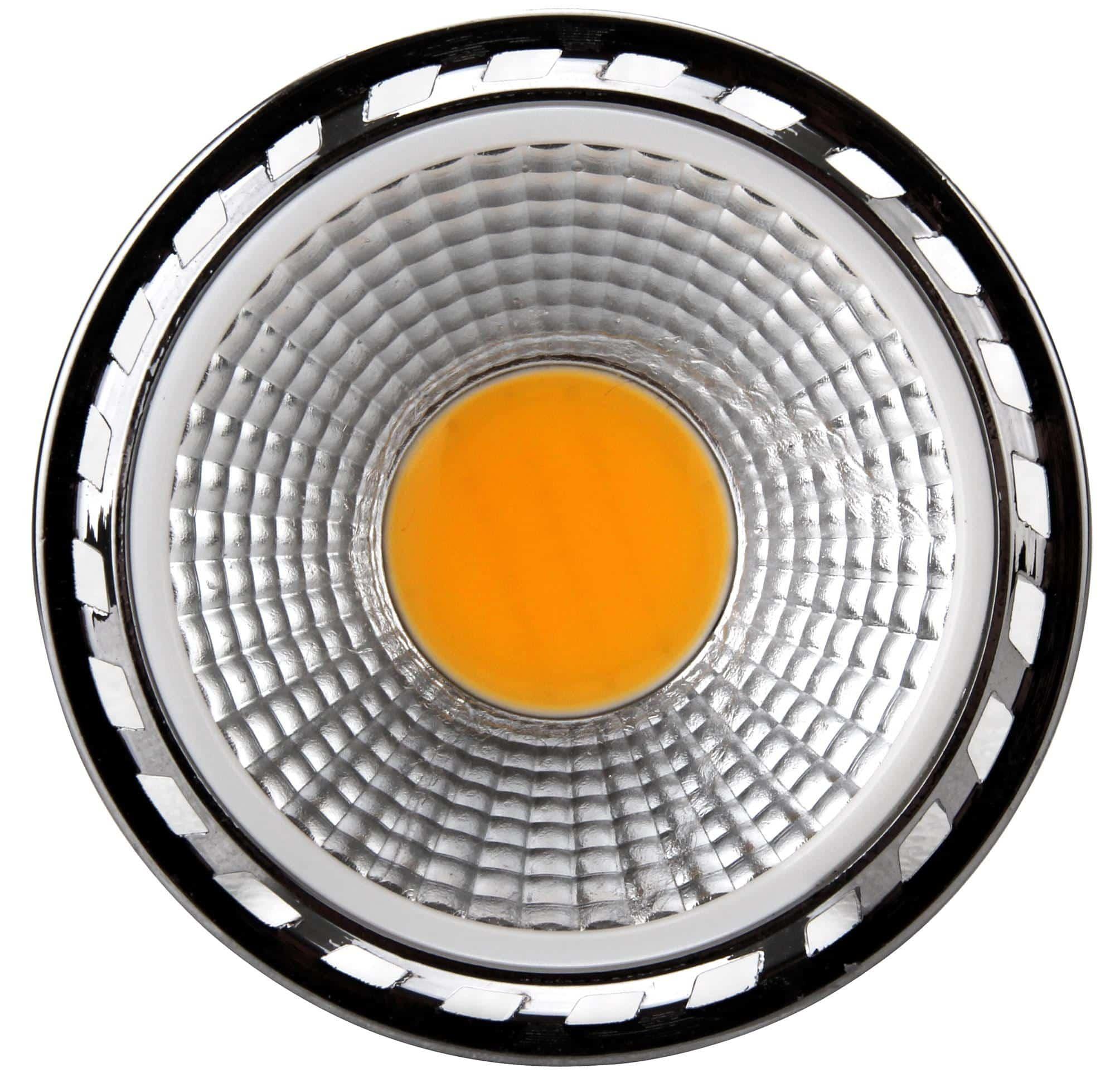 showlite led spot gu10w05k30n 5 watt 330 lumen sockel gu10 3000 kelvin. Black Bedroom Furniture Sets. Home Design Ideas