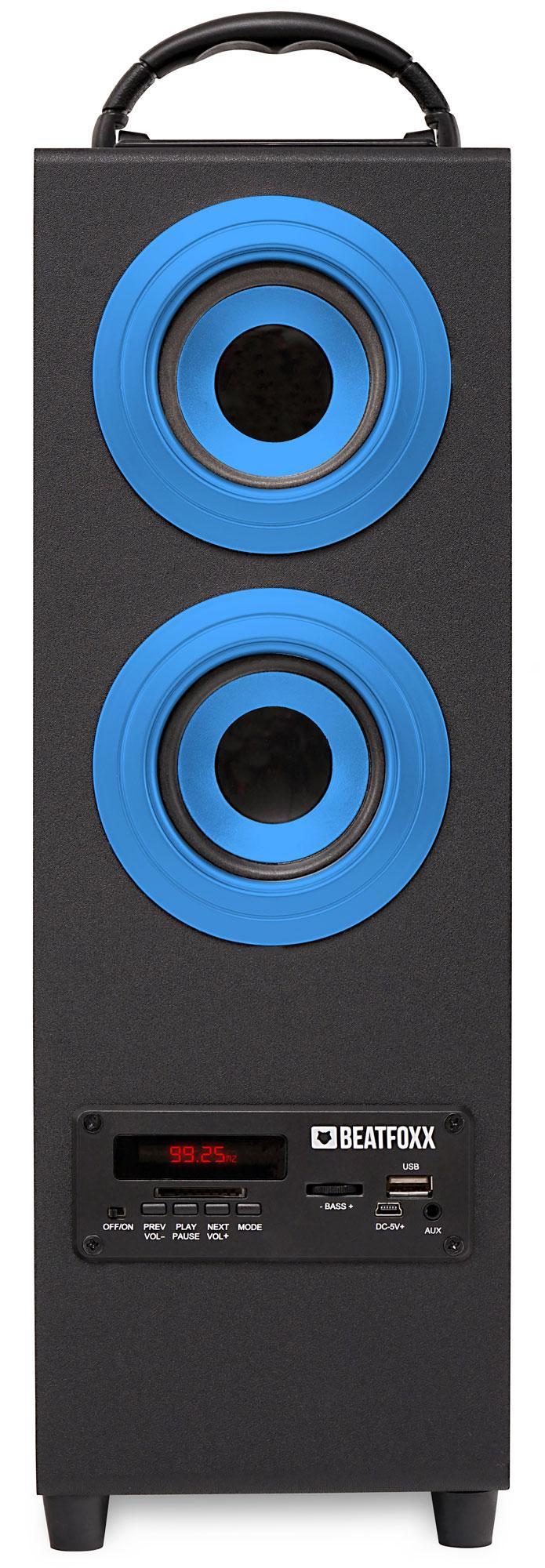 beatfoxx beachside portabler bluetooth lautsprecher. Black Bedroom Furniture Sets. Home Design Ideas