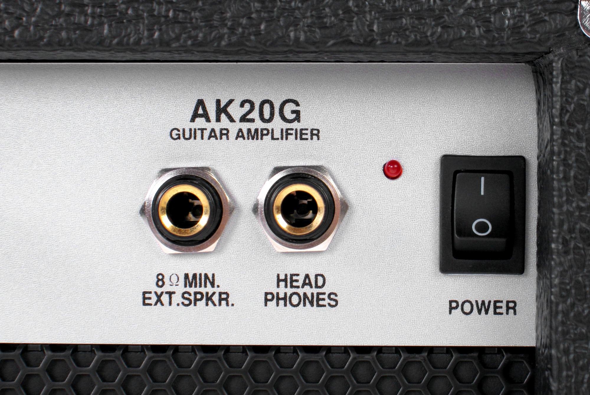 soundking ak20 g gitarrenverst rker 2 kanal 60 watt. Black Bedroom Furniture Sets. Home Design Ideas