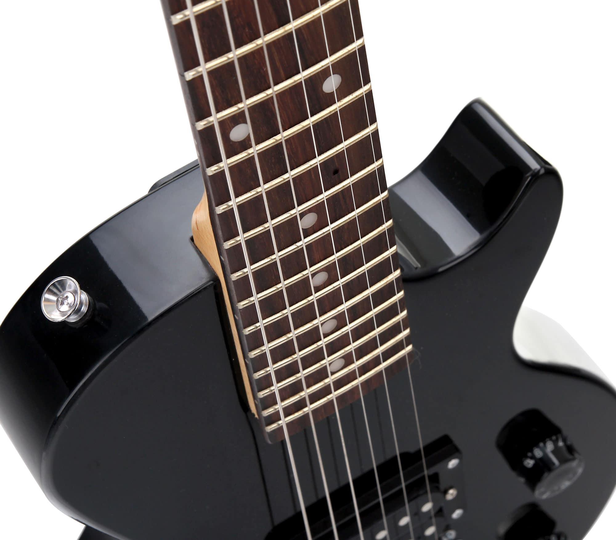 rocktile l 50b junior 3 4 size electric guitar set with amp strap and cable. Black Bedroom Furniture Sets. Home Design Ideas