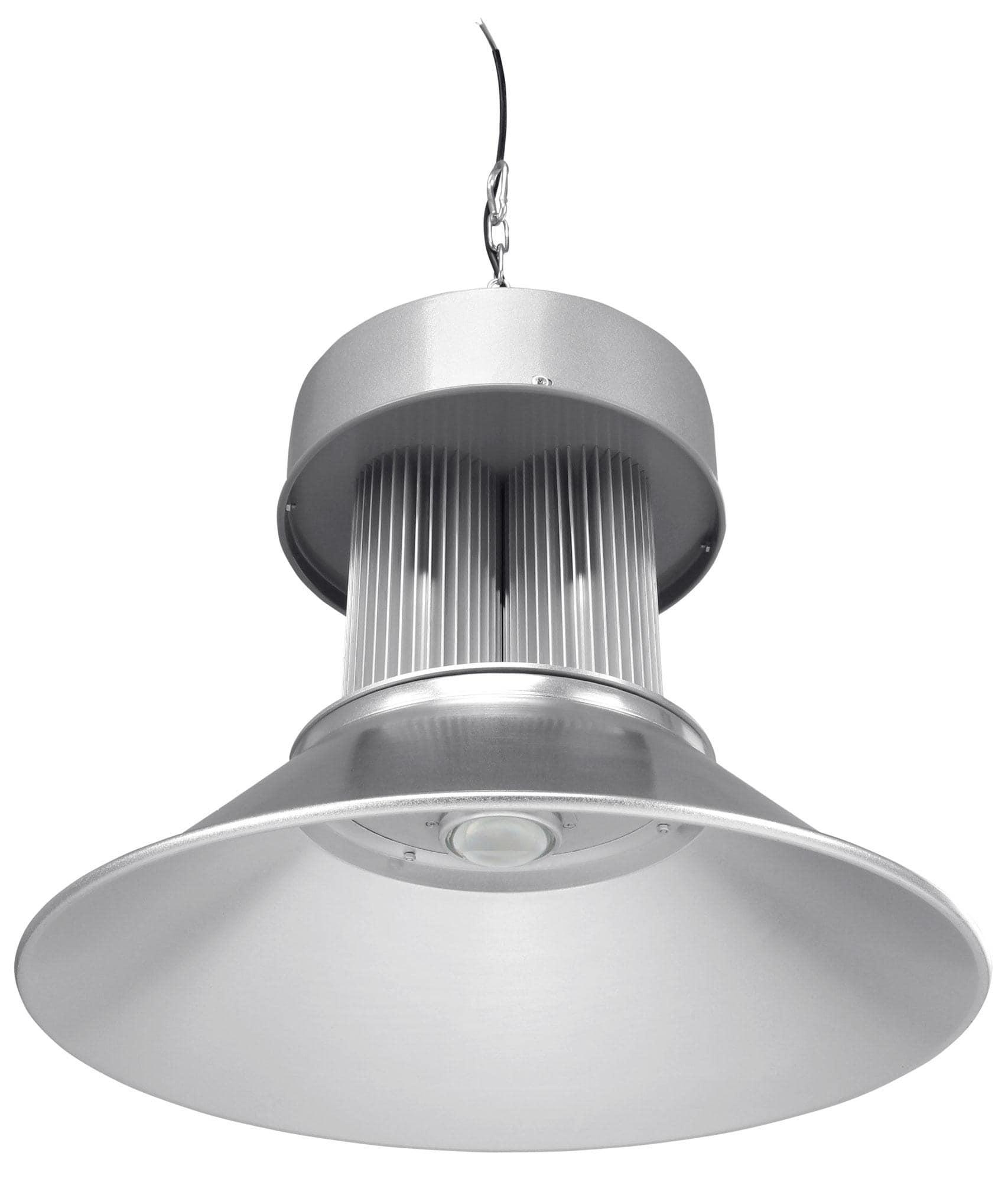 2x Showlite HBL-100 COB LED High Bay Hanging Spotlight 100W