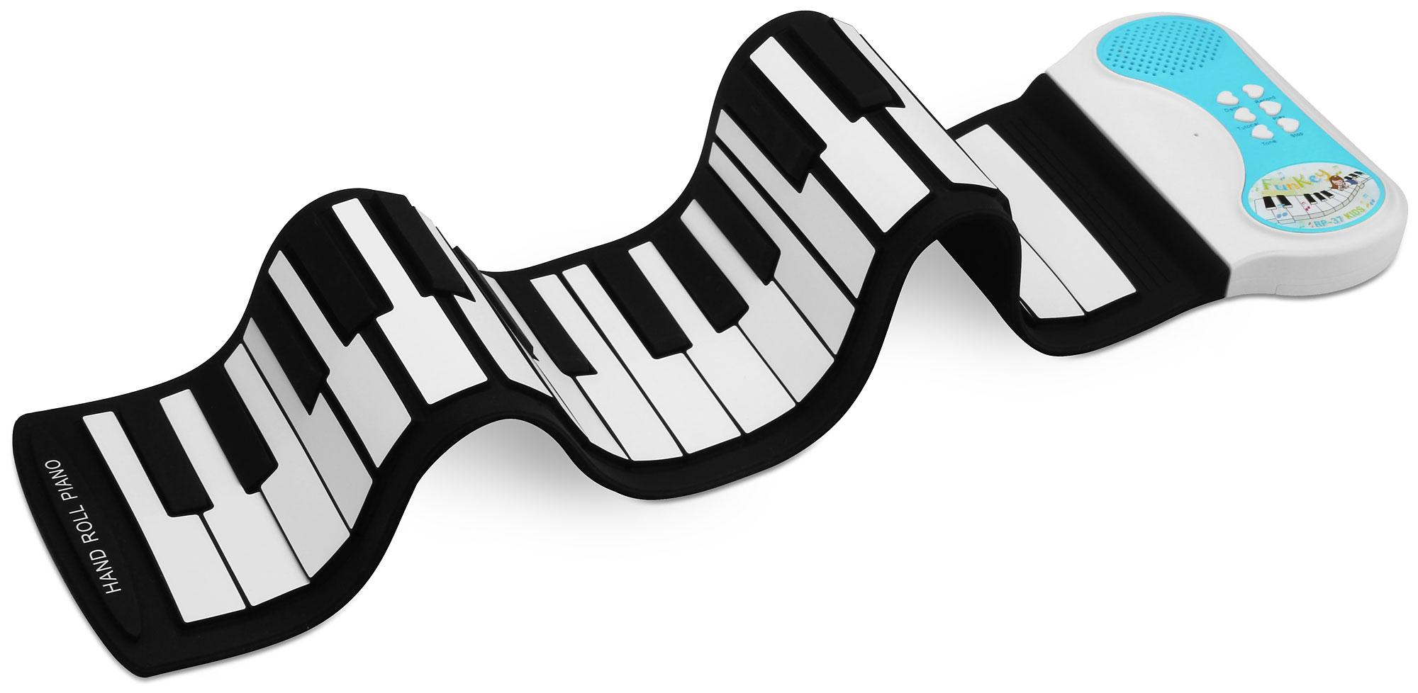 Funkey Rp 37 Kids Roll Up Piano