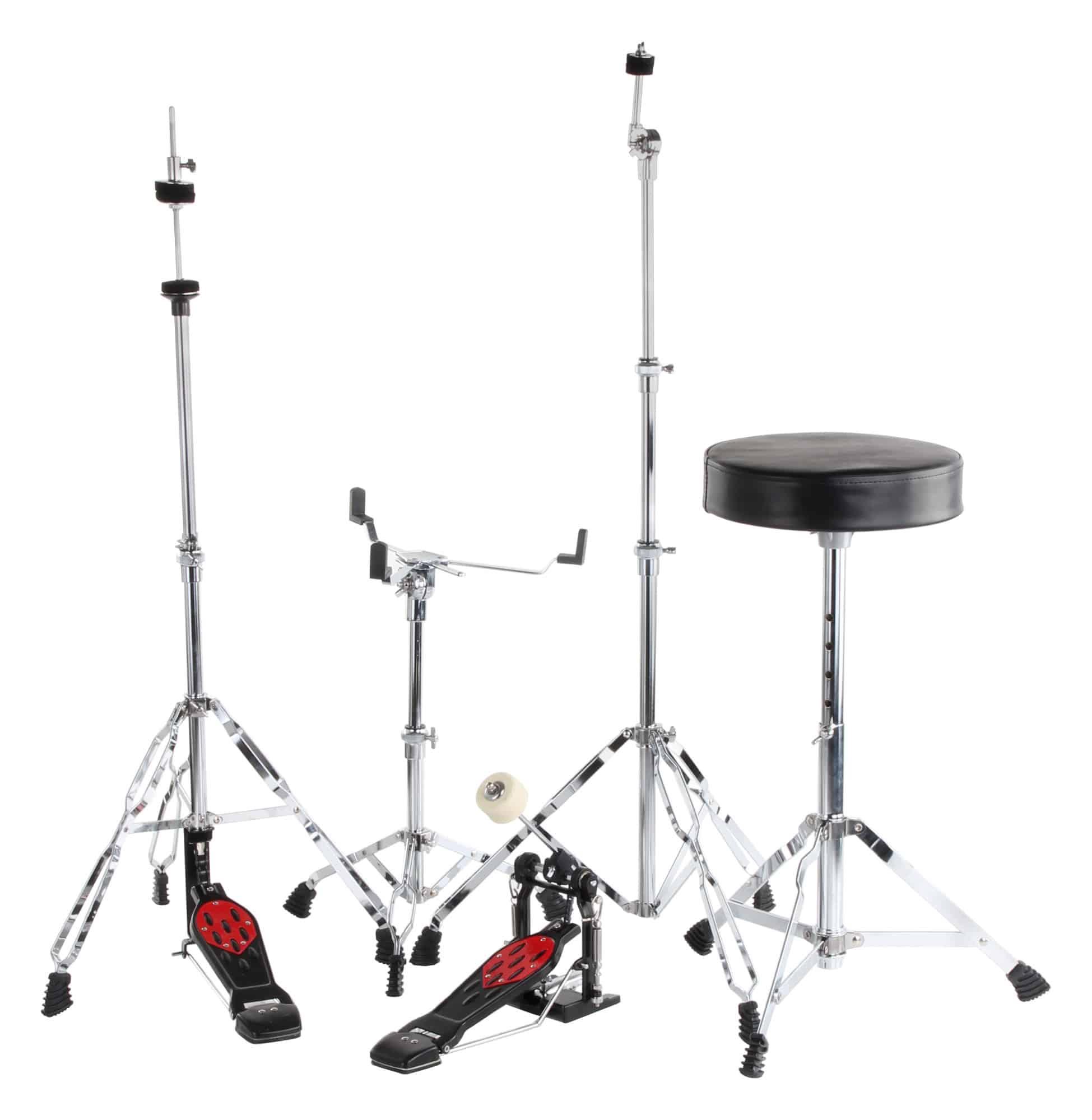 Semi Xdrum 20 Quot Studio Drum Set Black