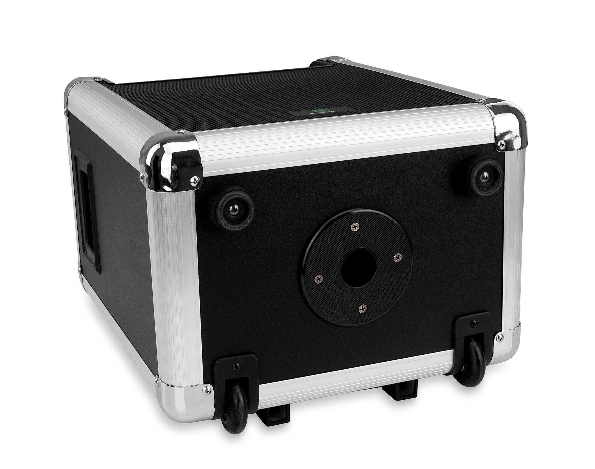 pronomic ppa8m akku aktivbox. Black Bedroom Furniture Sets. Home Design Ideas