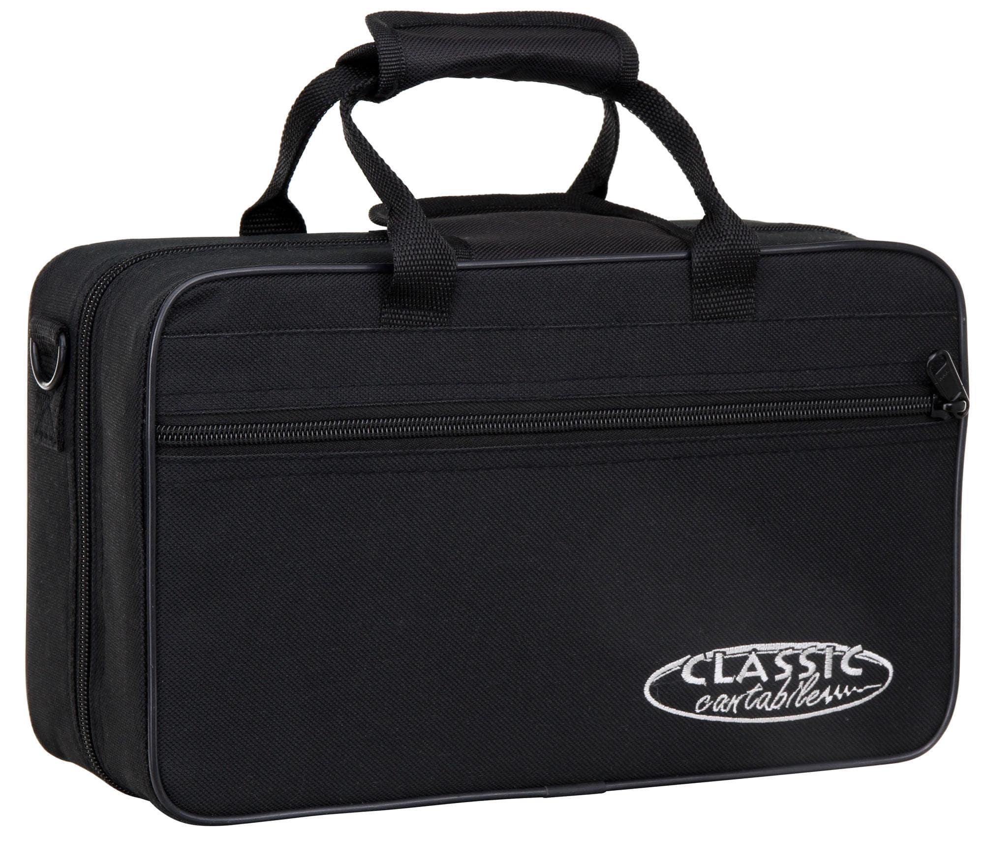 Bb-Taschen-Trompete-Blech-Blasinstrument-Messing-Trumpet-Leicht-Koffer-Case