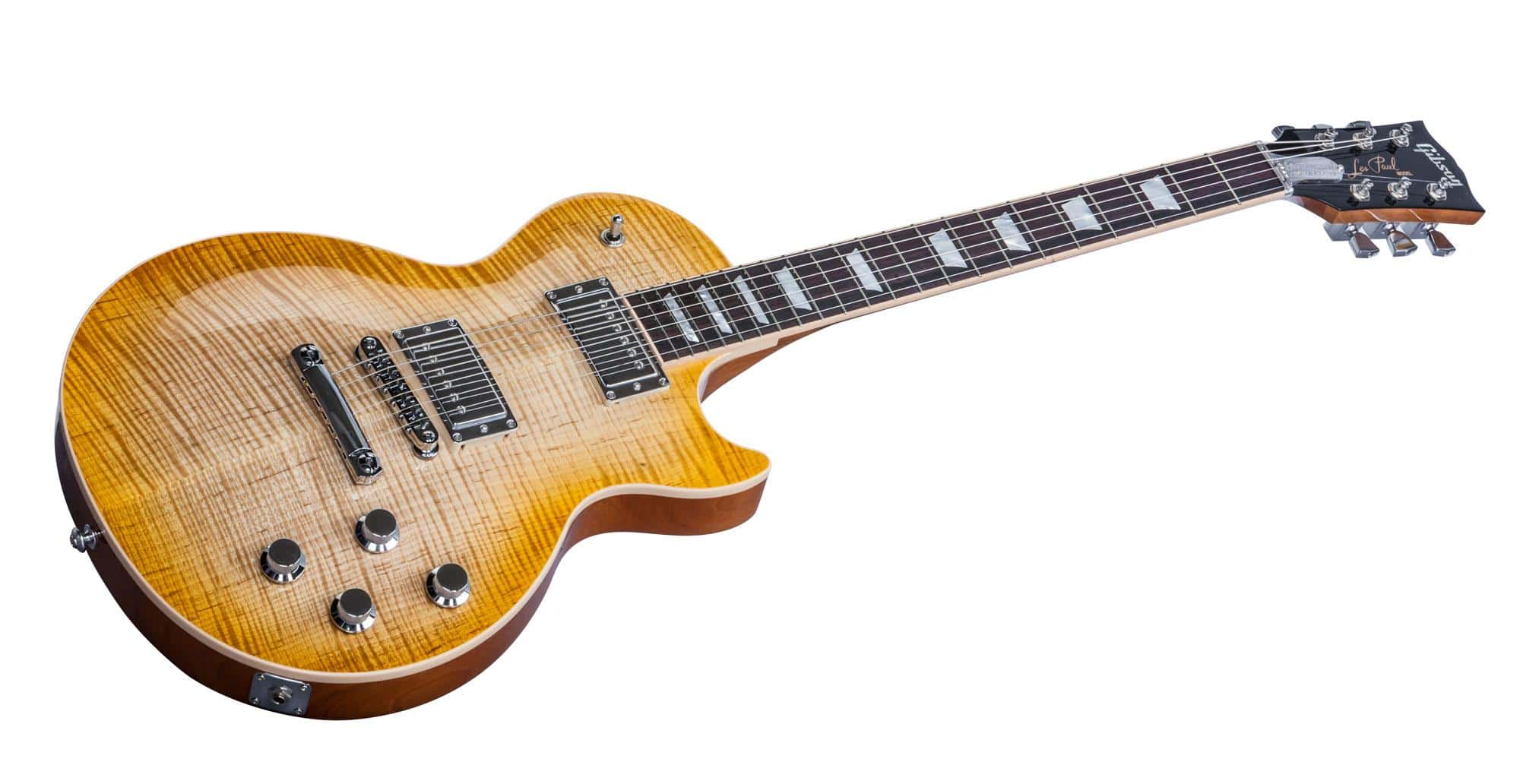 Traumhafte Gibson Les Paul Traditional in Antique Burst inkl. Koffer, Strap, uvm