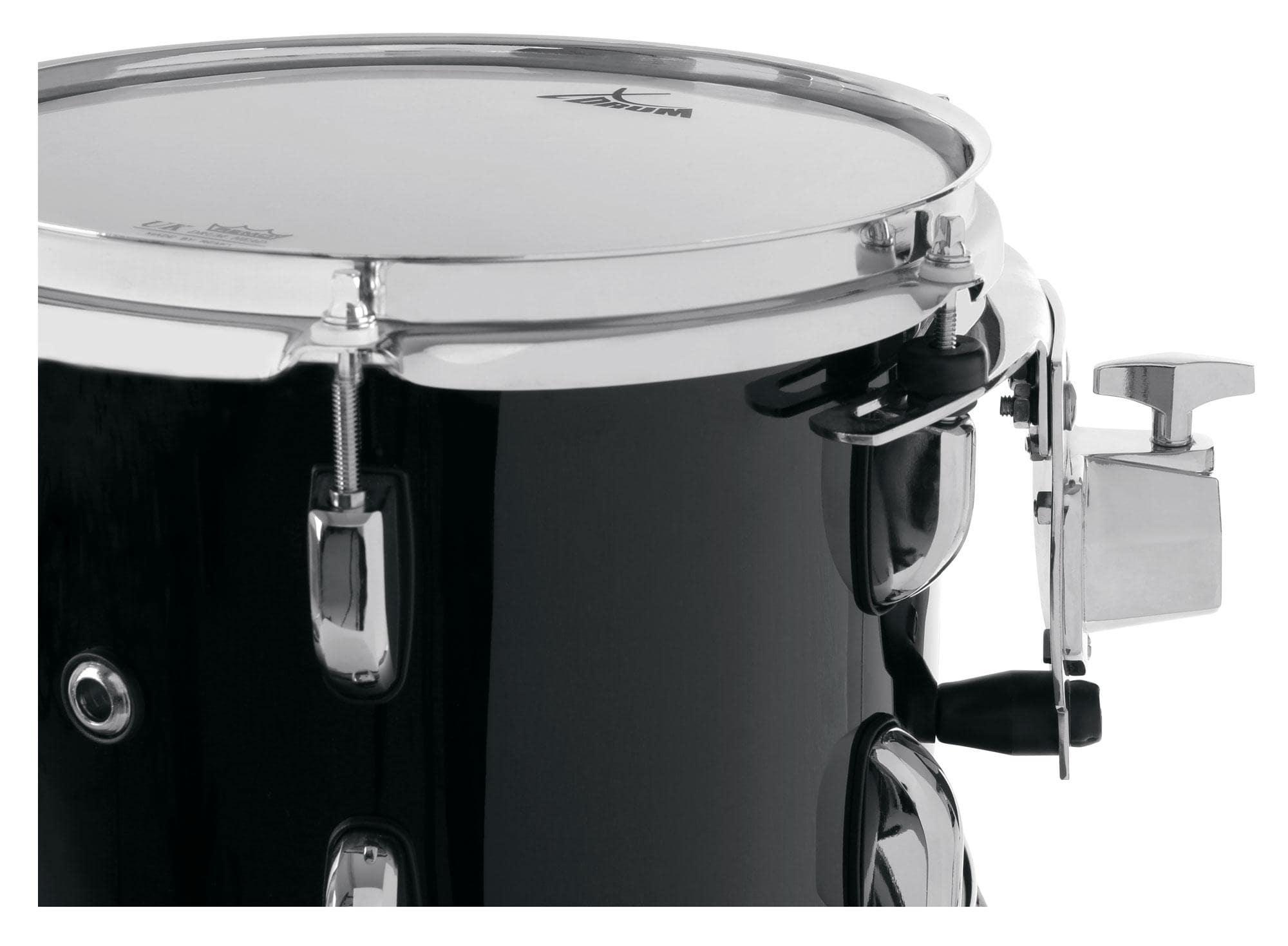 Xdrum Stage Ii Black Drums Saver Set Bags