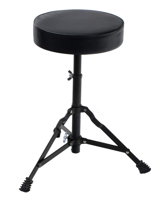 Xdrum Rookie 20 Quot Studio Drums White Plus Damper Set