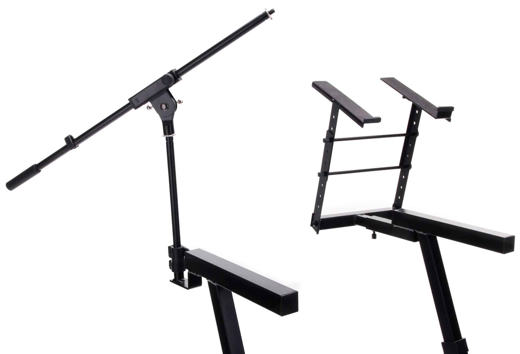 Classic Cantabile Kws 100 Keyboard Stand With Microphone
