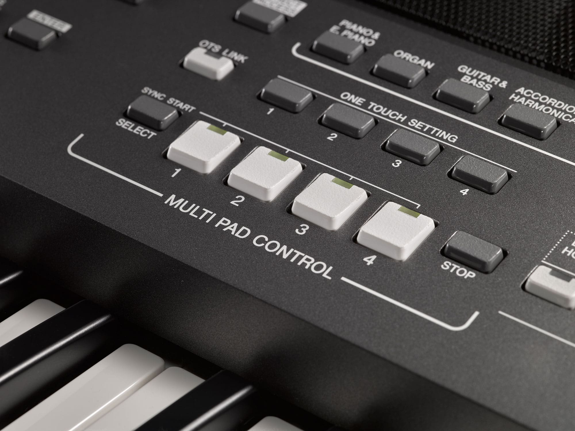 Sampling Keyboard Yamaha