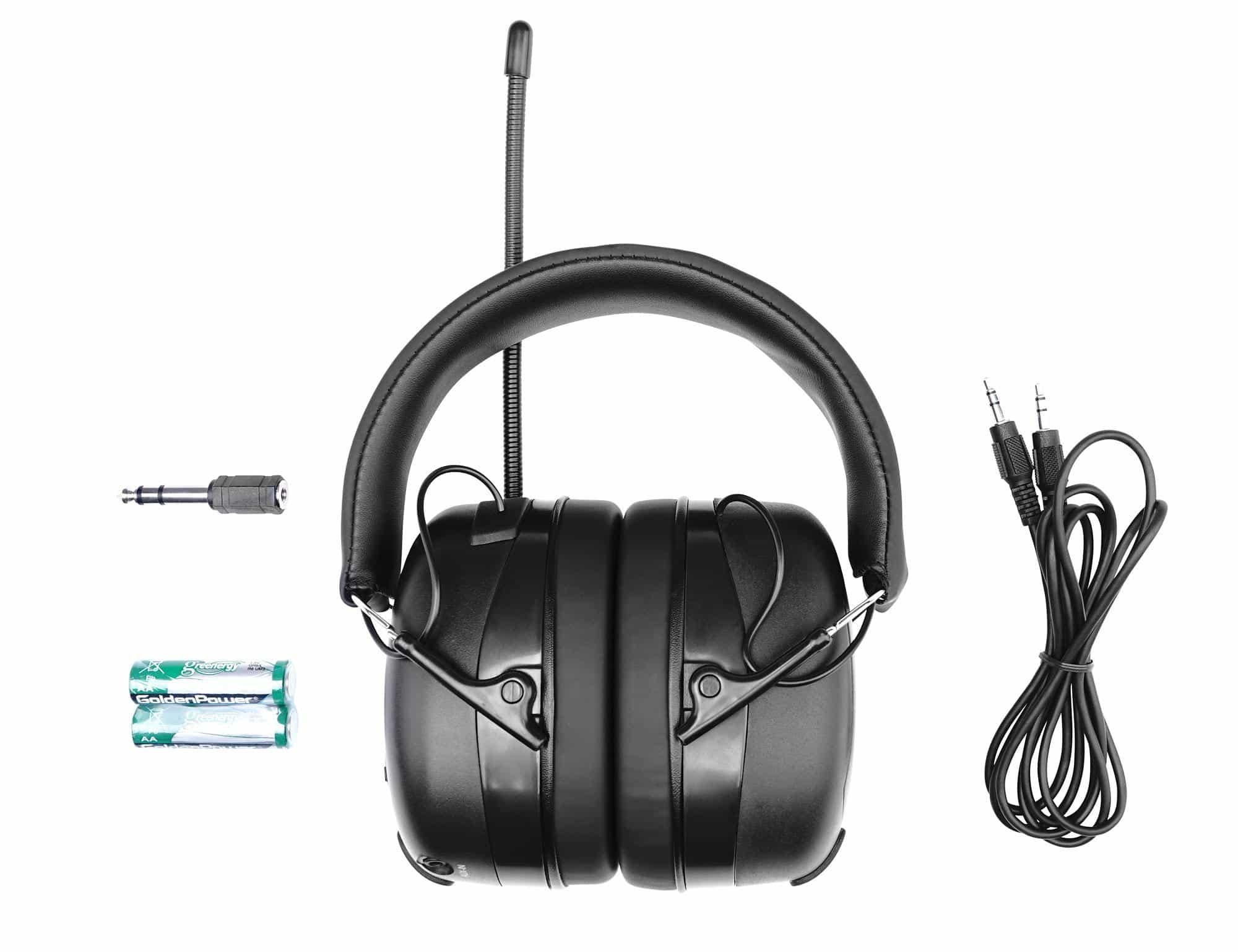 beatfoxx ih 2b tough phones casque anti bruits avec radio fm. Black Bedroom Furniture Sets. Home Design Ideas