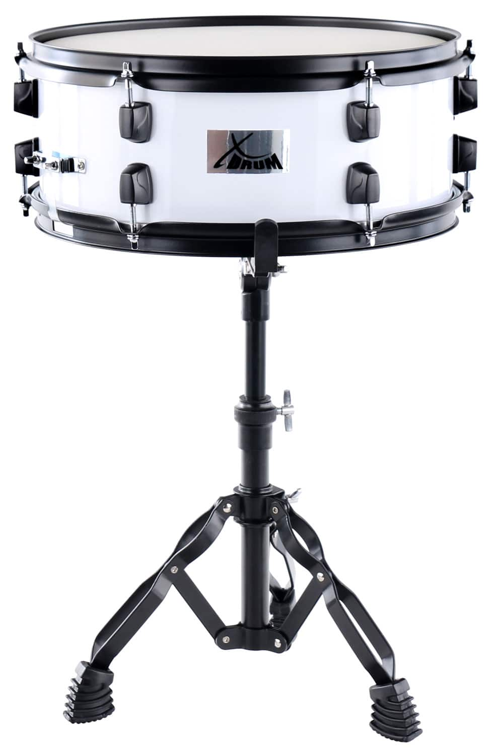 Xdrum Rookie 22 Quot Fusion Drumset White Plus Muffler Set