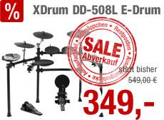 XDrum DD-508L E-Drum Sale Abverkauf