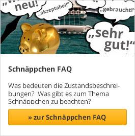 Schnaeppchen FAQ
