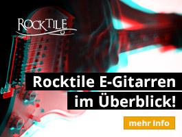 Rocktile E-Gitarren im Überblick