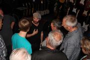 Konzert mit Dave Goodman.