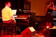 Konzert mit Susan Albers.