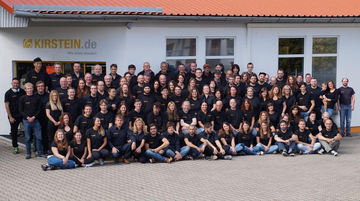 Musikhaus Kirstein Team