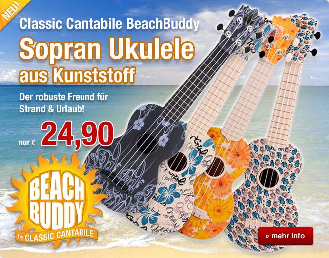 Classic Cantabile BeachBuddy
