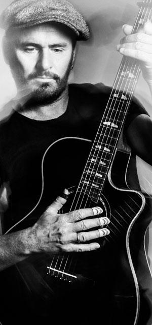 Der Gitarrist und Singer-Songwriter Dave Goodman ist im Oktober 2015 wieder zu Gast in Schongau.