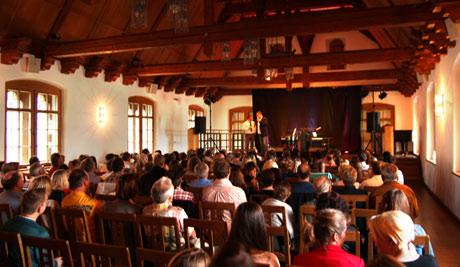 Konzert mit Susan Albers und Peter Baartmans