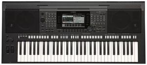 Yamaha PSR-S770 Keyboard.