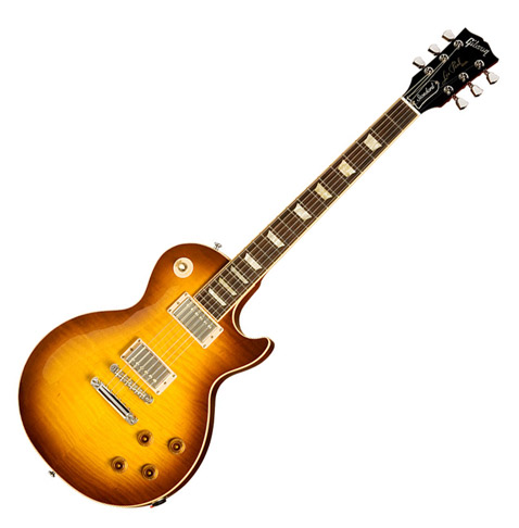 gibson les paul standard 2008 iced tea. Gibson Les Paul Standard 2008