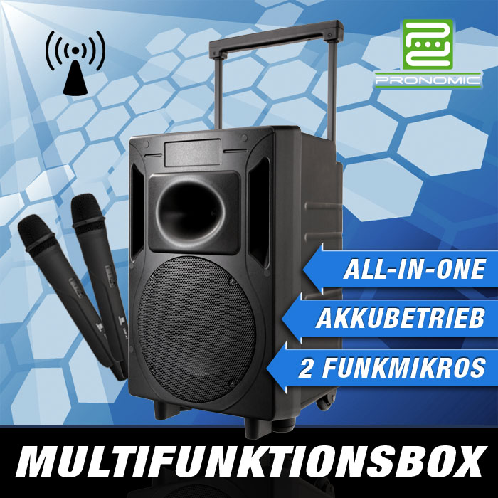 portable dj pa mp3 cd aktiv lautsprecher akku box anlage wireless mikrofon 60w ebay. Black Bedroom Furniture Sets. Home Design Ideas