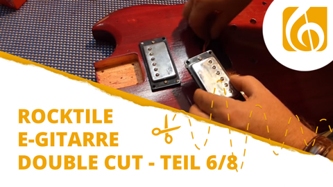 Videodokumentation Rocktile Bausatz Teil 6