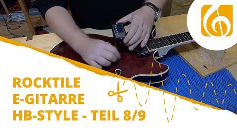 Videodokumentation Rocktile Bausatz Teil 8