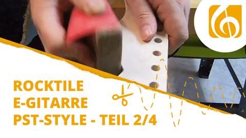 Videodokumentation Rocktile Bausatz Teil 2