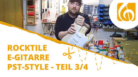 Videodokumentation Rocktile Bausatz Teil 3